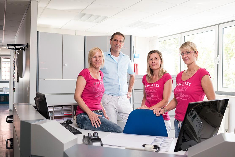 Dr-Weick-Frauenarzt-Team