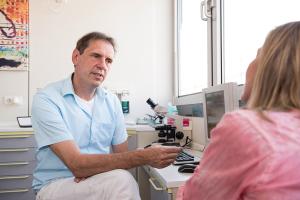 Frauenarzt Dr. Weick in Fellbach bei Stuttgart